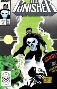 The Punisher #6 (1988)