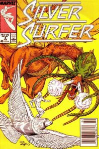 Silver Surfer #8 (1988)