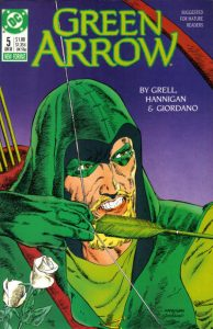 Green Arrow #5 (1988)