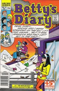 Betty's Diary #15 (1988)