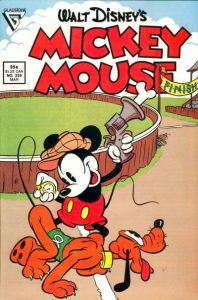 Mickey Mouse #235 (1988)
