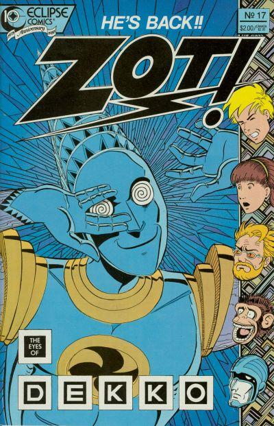 Zot! #17 (1988)