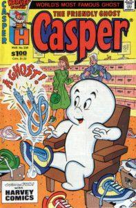 The Friendly Ghost, Casper #239 (1988)