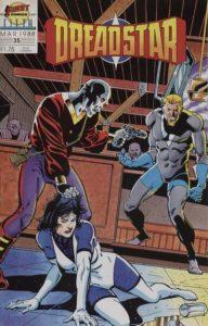 Dreadstar #35 (1988)