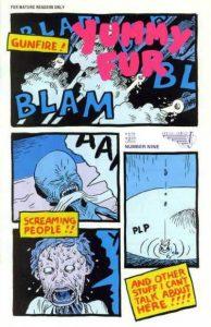 Yummy Fur #9 (1988)