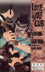 Lone Wolf and Cub #11 (1988)