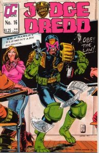 Judge Dredd #16 [US] (1988)