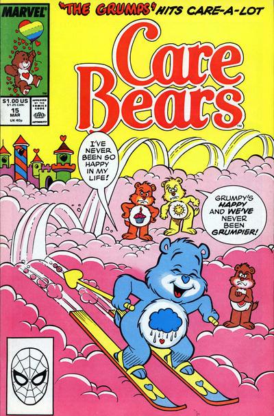 Care Bears #15 (1988)