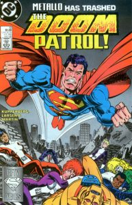 Doom Patrol #10 (1988)