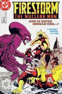 Firestorm the Nuclear Man #73 (1988)