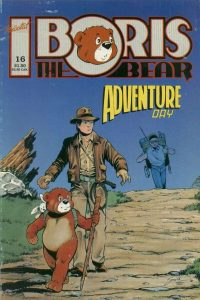 Boris the Bear #16 (1988)