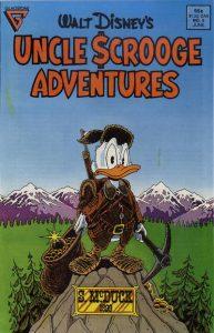 Walt Disney's Uncle Scrooge Adventures #5 (1988)