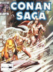Conan Saga #11 (1988)