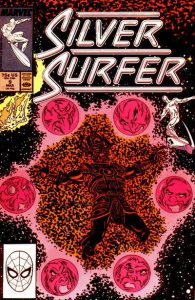 Silver Surfer #9 (1988)