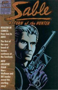 Sable #1 (1988)