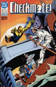 Checkmate #4 (1988)
