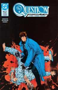 The Question #17 (1988)