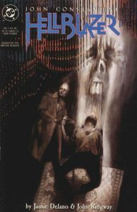 Hellblazer #7 (1988)