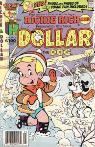 Richie Rich and [...] #3 (1988)