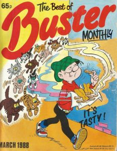 The Best of Buster Monthly #[March 1988] (1988)