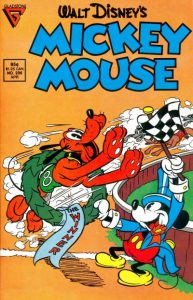Mickey Mouse #236 (1988)