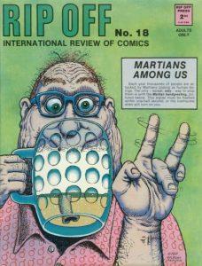 Rip Off Comix #18 (1988)