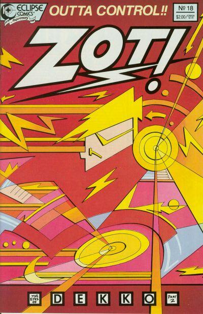 Zot! #18 (1988)