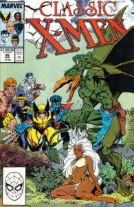 Classic X-Men #20 (1988)