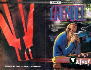 Grendel #18 (1988)