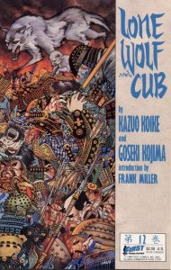 Lone Wolf and Cub #12 (1988)