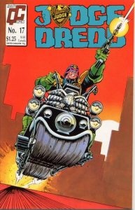 Judge Dredd #17 [US] (1988)