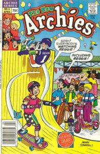 The New Archies #4 (1988)