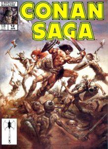 Conan Saga #12 (1988)
