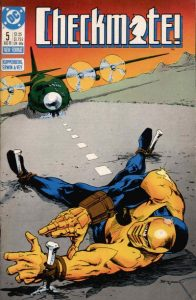 Checkmate #5 (1988)