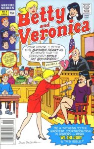 Betty and Veronica #9 (1988)