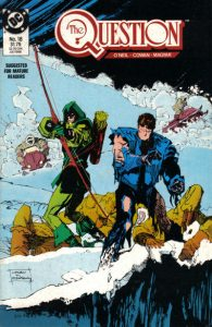 The Question #18 (1988)