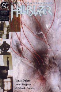 Hellblazer #8 (1988)