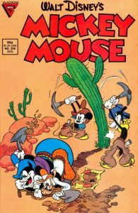 Mickey Mouse #239 (1988)