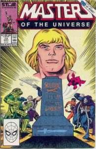 Masters of the Universe #13 (1988)