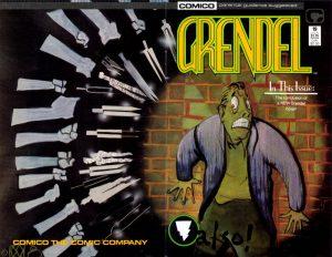 Grendel #19 (1988)