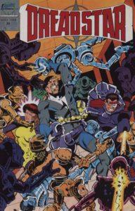 Dreadstar #36 (1988)