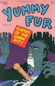Yummy Fur #10 (1988)