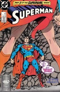Superman #21 (1988)