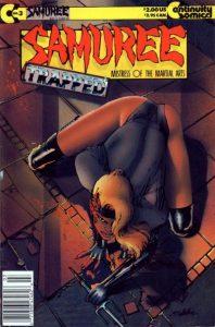 Samuree #3 (1988)