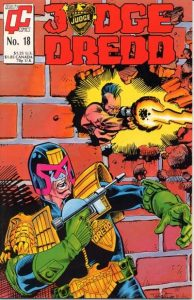 Judge Dredd #18 [US] (1988)
