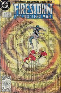 Firestorm the Nuclear Man #75 (1988)