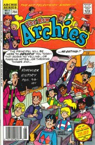 The New Archies #5 (1988)