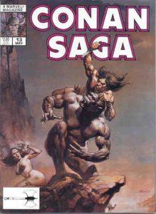 Conan Saga #13 (1988)