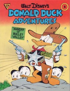 Gladstone Comic Album #5 (1988)