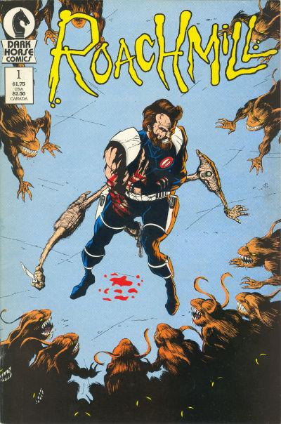 Roachmill #1 (1988)